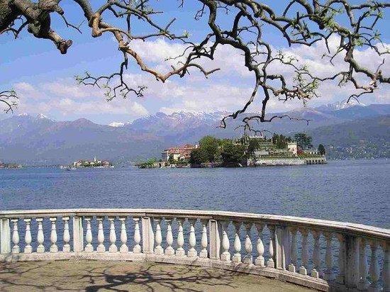 Stresa, Włochy: Lago Magiore Nr Milan Italy