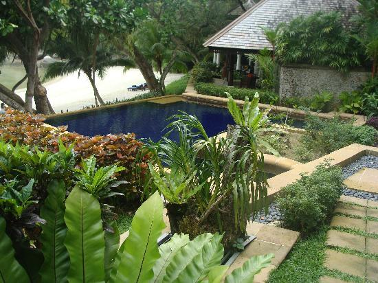 Lumut, Malezya: Our Inifiniity Pool and Villa