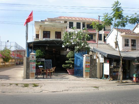 Hai Au Boutique hotel and spa: Hai Au Hotel and restaurant