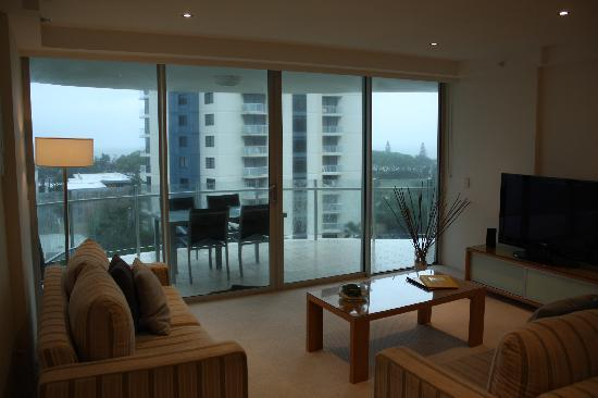 Maroochydore, Avustralya: Aqua Vista 2 bedroom apartment