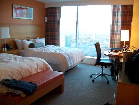 Greektown Hotel Room Pictures