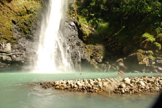 Jungle Bay, Dominica : Victoria Falls