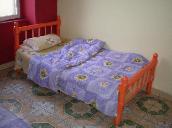 Venice Hosokawaya : 清潔なベッドです。