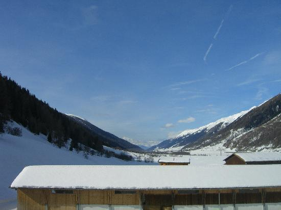 Hotel Alpenhof : View from  room 24