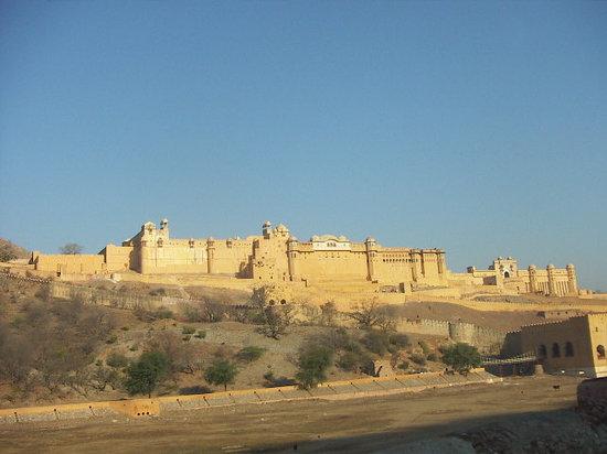 Amer, Indien: INDE