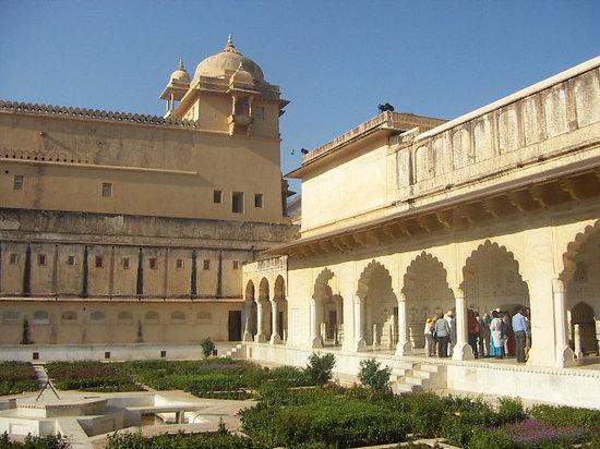 Amer, Hindistan: INDE