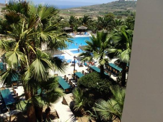 Saint Julian's, Malta: Hotellet. Gozo, Malta