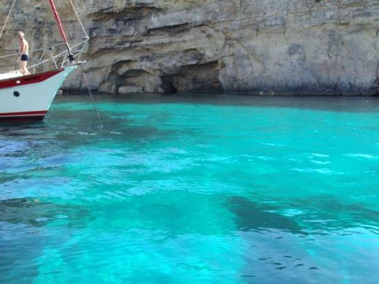 Saint Julian's, Malta: Båttur :-)