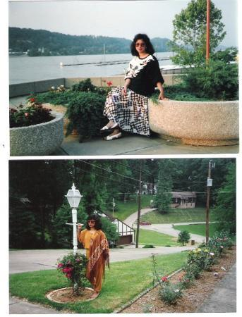 Charleston, Virgínia Ocidental: In West Virginia in 1992. Such a beautiful place!