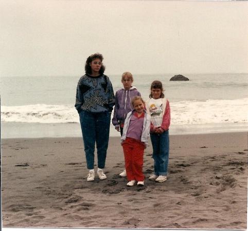 บรุกกิงส์, ออริกอน: Pacific Ocean near Brookings, Oregon