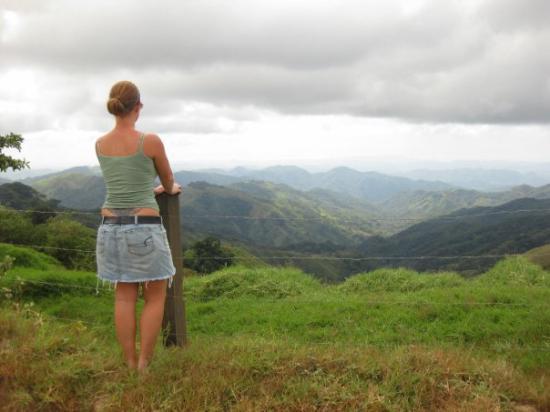 Santa Elena, Costa Rica: mountians