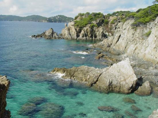 Port-Cros, Frankreich: Cote d´Azur