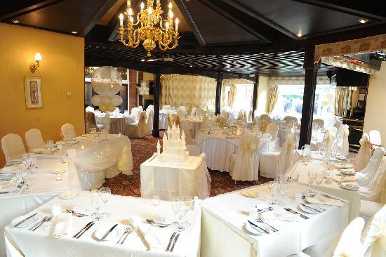 Whitehall Hotel: Wedding
