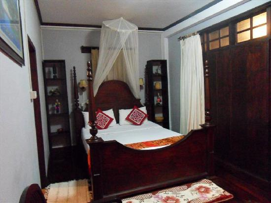Villa Senesouk: Superior Room 9 ground floor