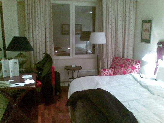 Sokos Hotel Olympia Garden: Standard room