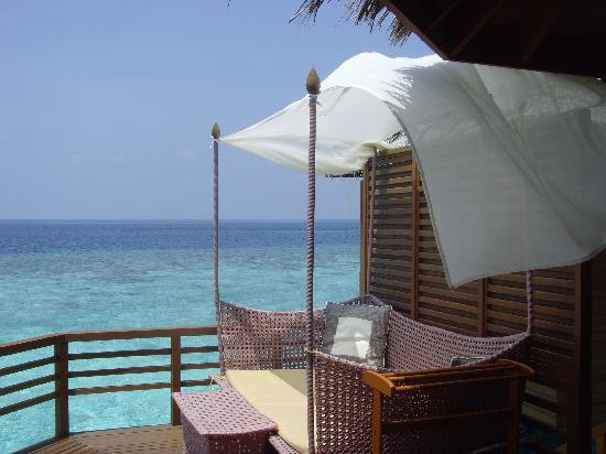Baros Maldives: Water villa luxury