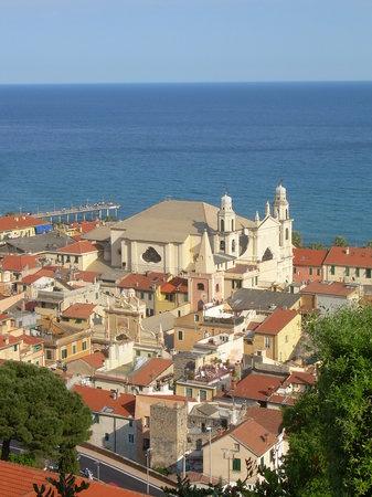 Pietra Ligure, Italien: Panorama