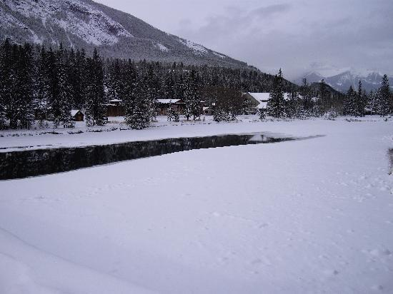 Banff Park Lodge Resort and Conference Centre: views
