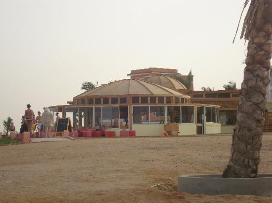 The Three Corners Sunny Beach Resort: peanuts bar