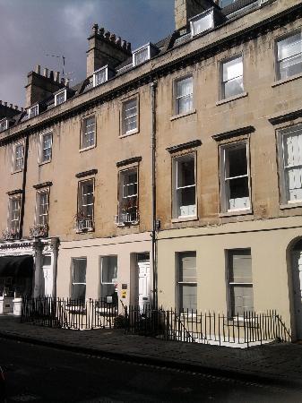 Brocks Guest House: Hotel Brock street