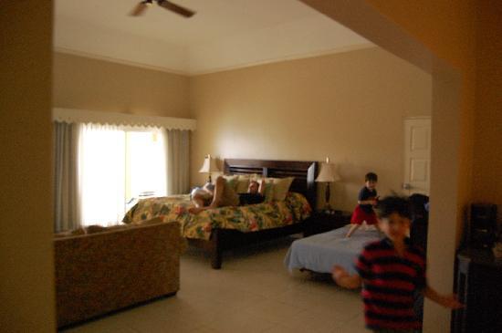 Beaches Ocho Rios Resort & Golf Club: Our room in the Chela Bay building