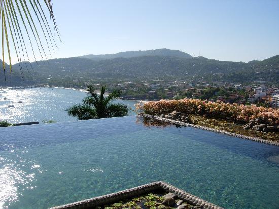 Casa Cuitlateca: the bay