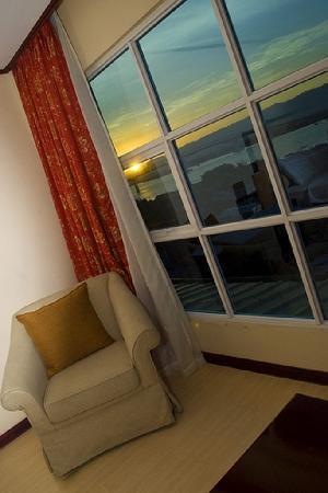 Dulcinea Hotel and Suites: Standard superior Room Window