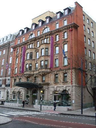 Ambassadors Bloomsbury: The Ambassador Hotel, Upper Woburn St, London