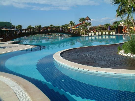 Богазкент, Турция: Pool-Anlagen