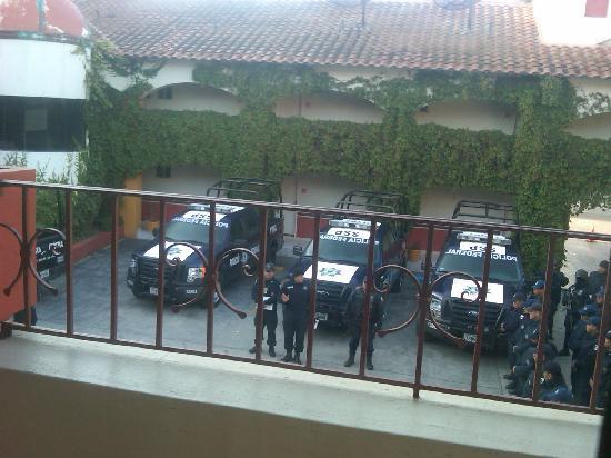 Hotel Hacienda del Mar : 7:00 A.M. Reverly