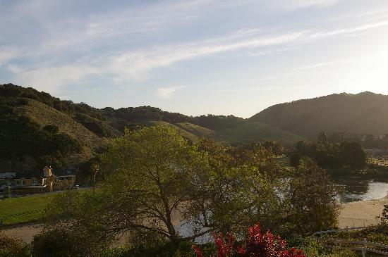 San Luis Bay Inn Easterly View