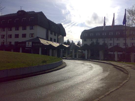 Hotel Globus: Hotellet