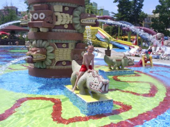 Kuban Resort & Aquapark: fab pool