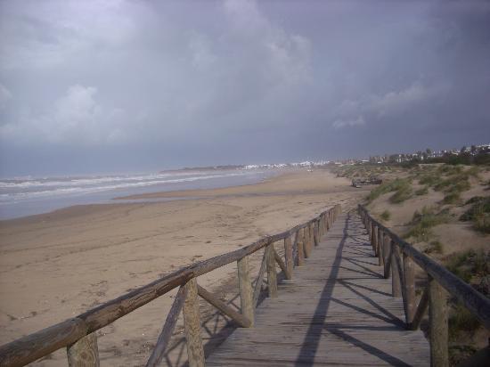 Chiclana de la Frontera, Spagna: Playa la Barrosa
