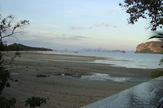 Ko Yao Yai, Tailandia: e questa è la spiaggia... :-(
