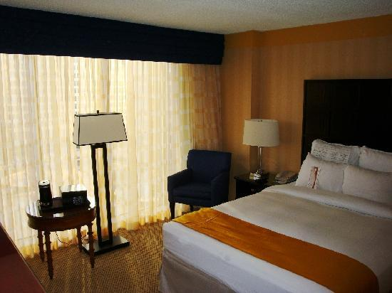 DoubleTree by Hilton Houston - Greenway Plaza: Standard room
