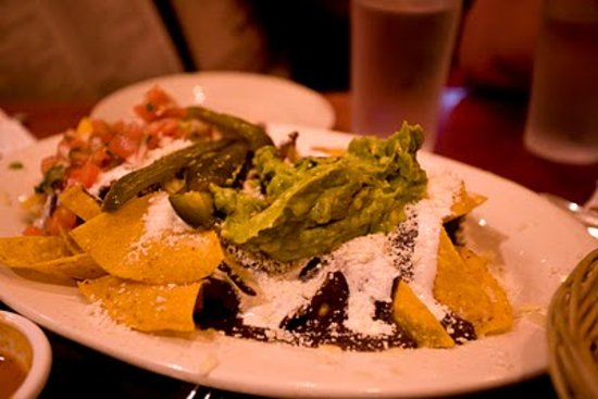 Noche Mexicana: Nachos