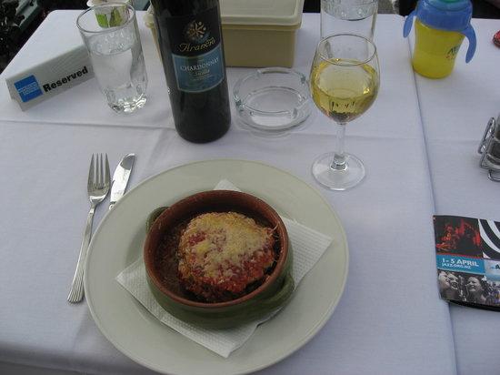 Italian Restaurant The Strand Tauranga