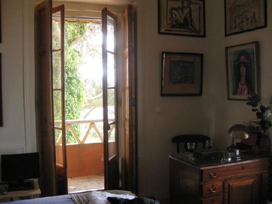 Sabugo, Portugal: Unser Zimmer (Zimmer 5)