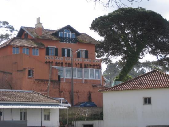 Sabugo, Πορτογαλία: Rückseite des Hauses mt Veranda