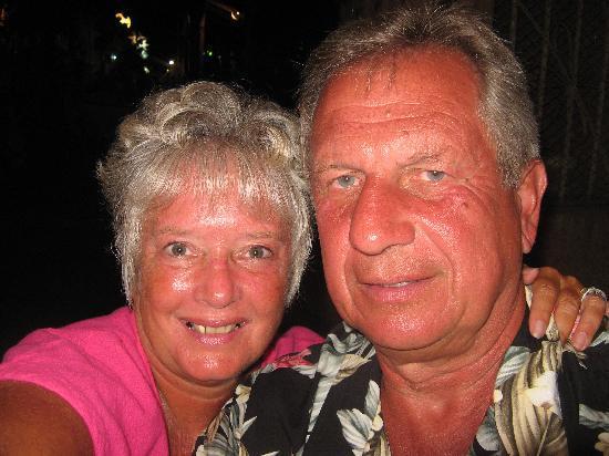 Villa El Arca: Dan & Jeanne