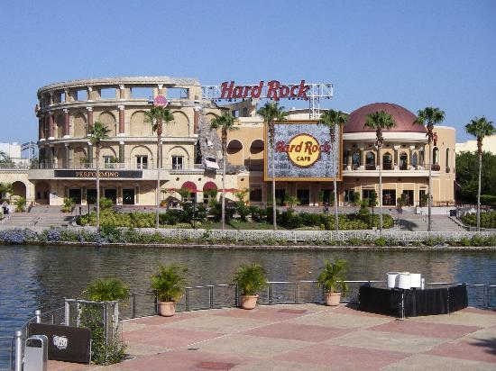 Hard Rock Cafe Picture Of Orlando Central Florida