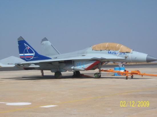 Mikoyan MiG-35 - Picture of Bengaluru, Bangalore District
