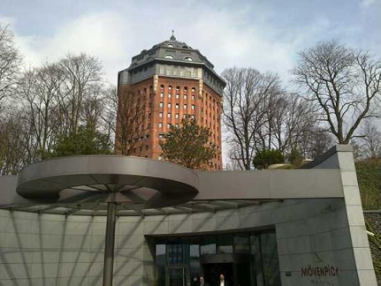 Mövenpick Hotel Hamburg: HHW MHR