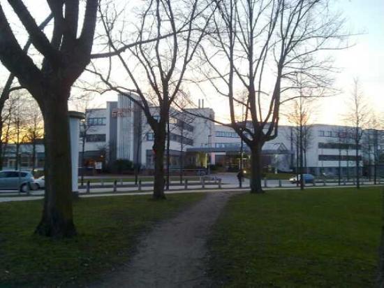 Park Inn by Radisson Lubeck Hotel: HLB MHR