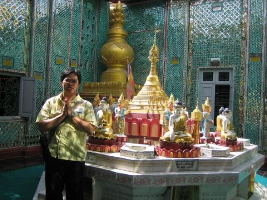 sutaungpyai paya (pagoda) @ mandalay
