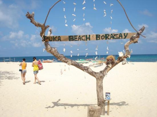 Yapak Beach (Puka Shell Beach) Photo