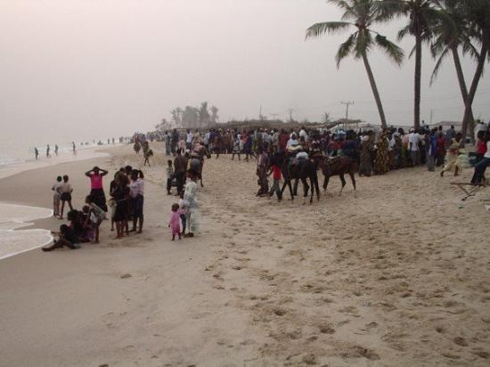 Lagos, Nigeria: The Beach