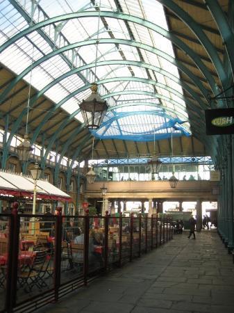 Bilde fra Covent Garden