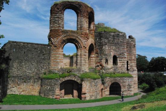 Trier Römische Bauten